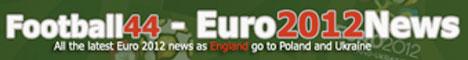 Football44 - Euro 2012 News
